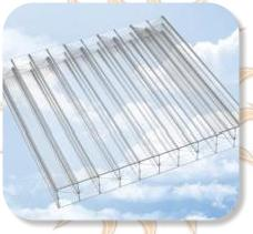 Clear Polycarbonate Sheeting