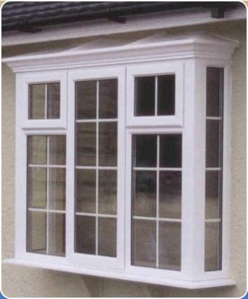 Square Bay Window Grp Canopy